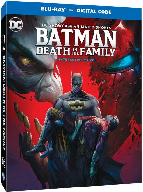 Full Details For 'DC Showcase - Batman: Death In The Family'; Arrives On Blu-ray & Digital October 13, 2020 From DC - Warner Bros 2