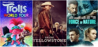 DEG Watched At Home Top 20 List For 07/09/20: The Outpost, Yellowstone, Trolls World Tour 1