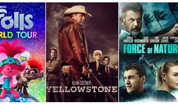 DEG Watched At Home Top 20 List For 07/09/20: The Outpost, Yellowstone, Trolls World Tour 16