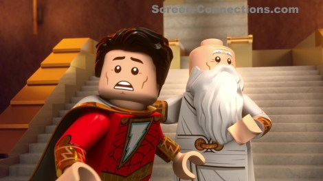 [Blu-Ray Review] LEGO DC: Shazam! Magic And Monsters; Now Available On Blu-ray, DVD & Digital From Lego, DC Comics & Warner Bros 4
