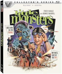Little Monsters; The Family Cult Classic Arrives On Blu-ray As Part Of The Vestron Video Collector's Series September 15, 2020 From Lionsgate 1