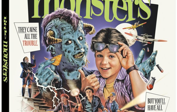 Little Monsters; The Family Cult Classic Arrives On Blu-ray As Part Of The Vestron Video Collector's Series September 15, 2020 From Lionsgate 5