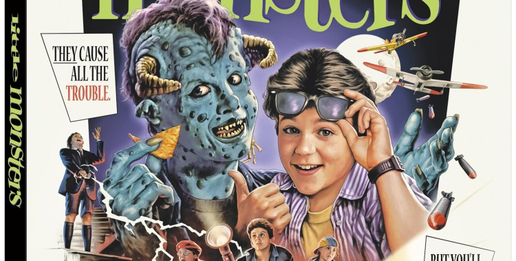 Little Monsters; The Family Cult Classic Arrives On Blu-ray As Part Of The Vestron Video Collector's Series September 15, 2020 From Lionsgate 10