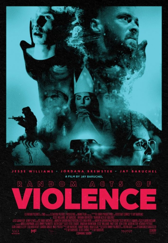 Random Acts Of Violence; The Official Red Band Trailer & Poster For Jay Baruchel's Unique Slasher Are Here 6