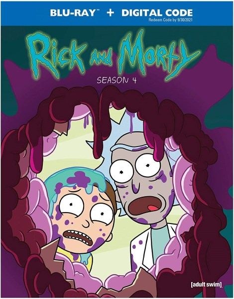 Rick And Morty: Season 4; Arrives On Blu-ray & DVD September 22, 2020 From Warner Bros 3