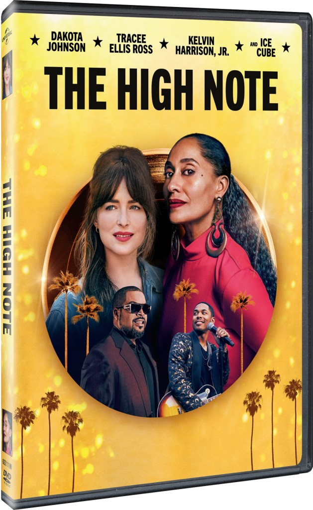 The High Note; Arrives On Blu-ray & DVD August 11, 2020 From Universal 11
