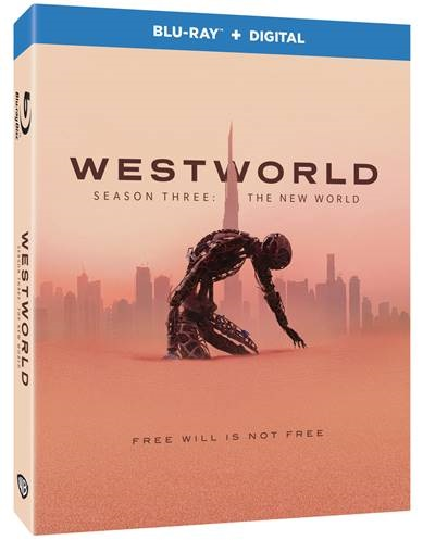 Westworld Season Three: The New World; Arrives On 4K Ultra HD, Blu-ray & DVD November 17, 2020 From HBO - Warner Bros 3