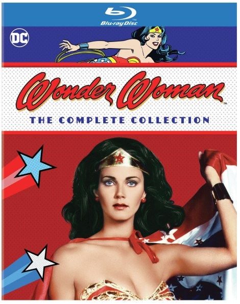 Wonder Woman: The Complete Collection; The Classic Live-Action Series Arrives Fully Remastered On Blu-ray July 28, 2020 From DC & Warner Bros 2