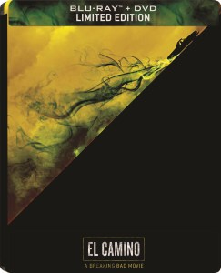 El Camino: A Breaking Bad Movie; Arrives In A Limited Edition Blu-ray + DVD Combo Pack October 13, 2020 From Sony 1