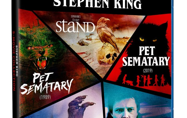 From The Written Works Of Stephen King; The 5-Movie Collection Arrives On Blu-ray September 15, 2020 From Paramount 1