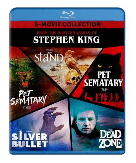From The Written Works Of Stephen King; The 5-Movie Collection Arrives On Blu-ray September 15, 2020 From Paramount 4