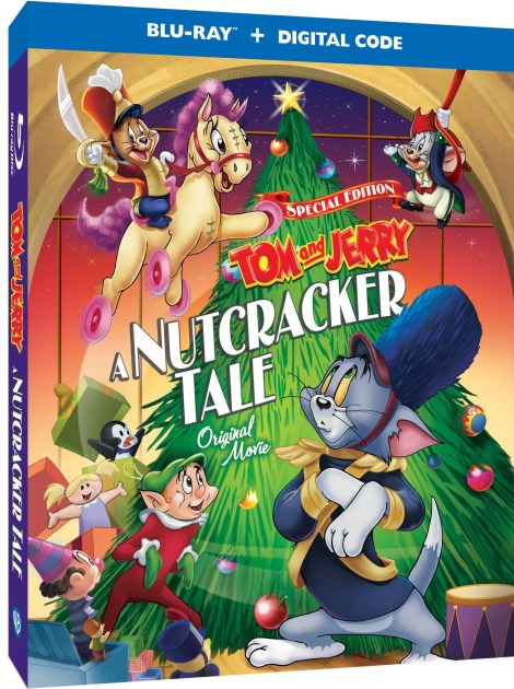 'Tom And Jerry: A Nutcracker Tale Special Edition'; Arrives On Blu-ray, DVD & Digital October 27, 2020 From Warner Bros 3