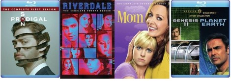 Warner Archive: September 2020 TV New Releases: 'Prodigal Son: Season 1', 'Riverdale: Season 4, 'Mom: Season 7' & More 1