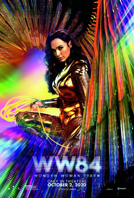 'Wonder Woman 1984'; The New Trailer Swoops In From DC FanDome! 2
