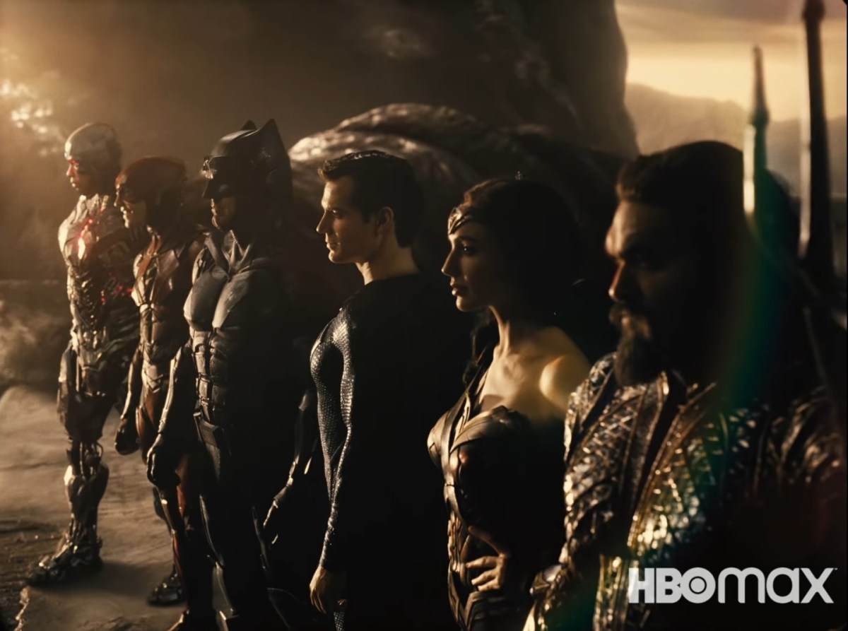 CARA/MPA Film Ratings BULLETIN For 02/03/21; MPA Ratings & Rating Reasons For 'Zack Snyder's Justice League', 'Boogie' & More 17