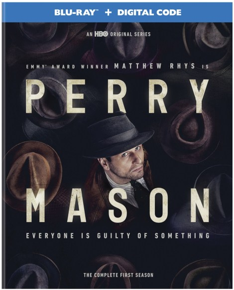 'Perry Mason: The Complete First Season'; Arrives On Blu-ray & DVD December 1, 2020 From HBO - Warner Bros 10