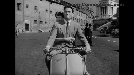 [Blu-Ray Review] 'Roman Holiday' (1953) (Paramount Presents); Available September 15, 2020 From Paramount 5