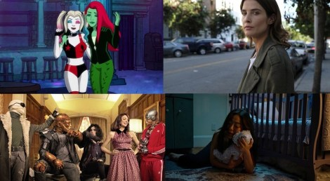 [TV News Nibblets] 'Stumptown' Now Canceled; 'Harley Quinn' & 'Doom Patrol' Renewed & More 1