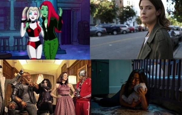 [TV News Nibblets] 'Stumptown' Now Canceled; 'Harley Quinn' & 'Doom Patrol' Renewed & More 7