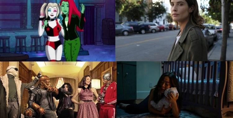 [TV News Nibblets] 'Stumptown' Now Canceled; 'Harley Quinn' & 'Doom Patrol' Renewed & More 4