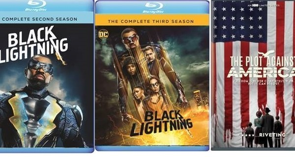 Warner Archive: October 2020 TV New Releases: 'Black Lightning: Season 2 & 3 Blu-ray' 'Space Ghost & Dino Boy Blu-ray' & More 7