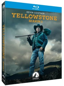 'Yellowstone: Season 3'; Arrives On Blu-ray & DVD December 8, 2020 From Paramount 1