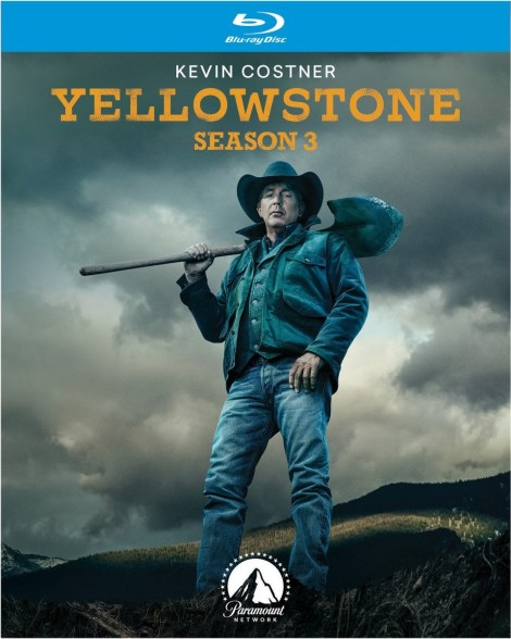 'Yellowstone: Season 3'; Arrives On Blu-ray & DVD December 8, 2020 From Paramount 2