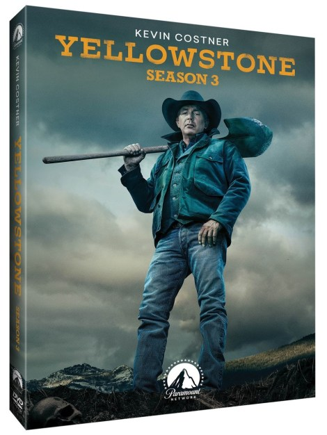 'Yellowstone: Season 3'; Arrives On Blu-ray & DVD December 8, 2020 From Paramount 3