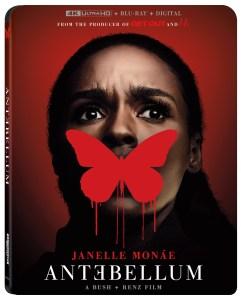 'Antebellum'; Arrives On 4K Ultra HD, Blu-ray, DVD & Digital November 3, 2020 From Lionsgate 1