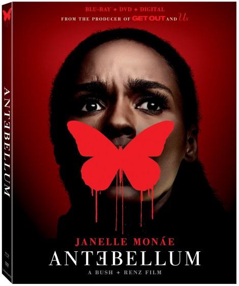 'Antebellum'; Arrives On 4K Ultra HD, Blu-ray, DVD & Digital November 3, 2020 From Lionsgate 4