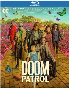 [Blu-Ray Review] Doom Patrol: The Complete Second Season; Now Available On Blu-ray & DVD From DC - Warner Bros 1