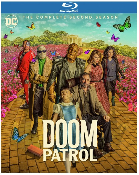 'Doom Patrol: The Complete Second Season'; Arrives On Blu-ray & DVD January 26, 2021 From DC - Warner Bros 4