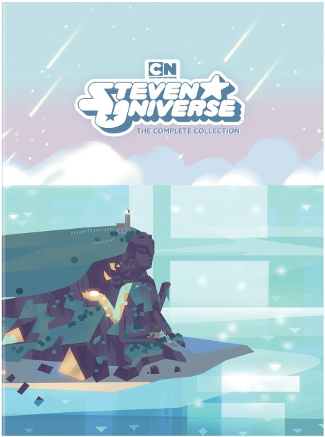 'Steven Universe: The Complete Collection'; Arrives On DVD December 8, 2020 From Cartoon Network - Warner Bros 2