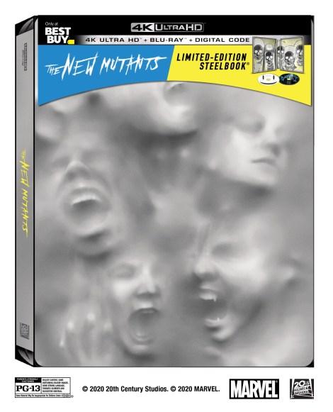 'The New Mutants'; Arrives On 4K Ultra HD, Blu-ray, DVD & Digital November 17, 2020 From Marvel - 20th Century 3