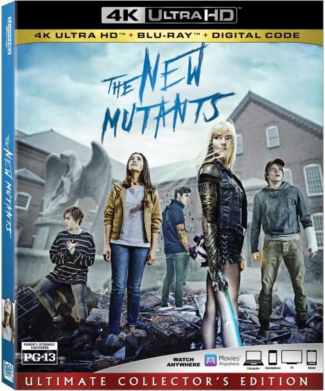 'The New Mutants'; Arrives On 4K Ultra HD, Blu-ray, DVD & Digital November 17, 2020 From Marvel - 20th Century 2