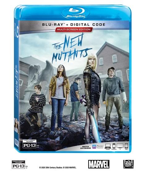 'The New Mutants'; Arrives On 4K Ultra HD, Blu-ray, DVD & Digital November 17, 2020 From Marvel - 20th Century 4