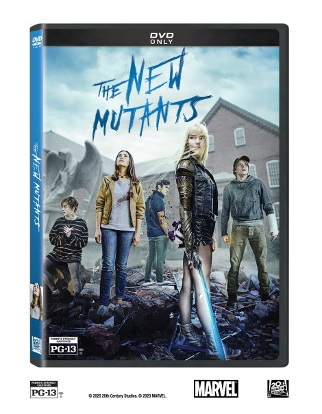 'The New Mutants'; Arrives On 4K Ultra HD, Blu-ray, DVD & Digital November 17, 2020 From Marvel - 20th Century 5