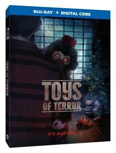 Trailer, Artwork & Release Details For 'Toys Of Terror'; Arrives On Digital October 27 & On Blu-ray & DVD January 19, 2021 From Warner Bros 1