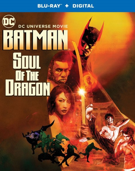 Trailer, Artwork & Release Details For 'Batman: Soul Of The Dragon'; Arrives On Digital January 12 & On 4K Ultra HD & Blu-ray January 26, 2021 From DC - Warner Bros 2