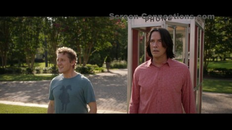 [Blu-Ray Review] 'Bill And Ted Face The Music'; Now Available On Blu-ray, DVD & Digital From Orion - Warner Bros 5