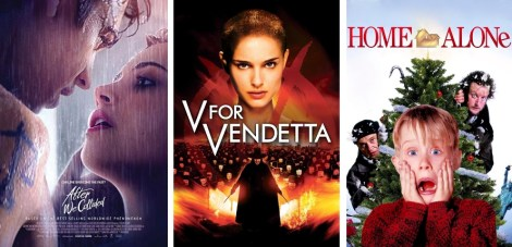 DEG Watched At Home Top 20 List For 11/12/20: After We Collided, Home Alone 1