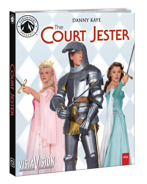 'The Court Jester'; Arrives On Blu-ray For The First Time January 26, 2021 As Part Of The Paramount Presents Line From Paramount 1