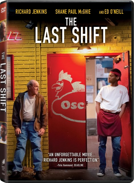 'The Last Shift'; Arrives On Blu-ray, DVD & Digital December 29, 2020 From Sony 3