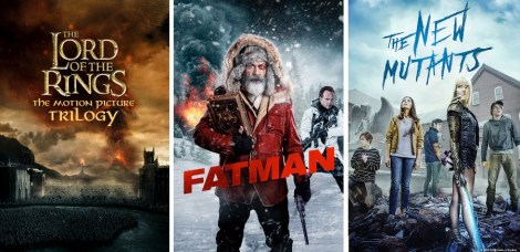 DEG Watched At Home Top 20 List For 12/10/20: The Lord Of The Rings, Fatman 1