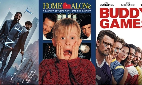 DEG Watched At Home Top 20 List For 12/28/20: Tenet, Home Alone 52
