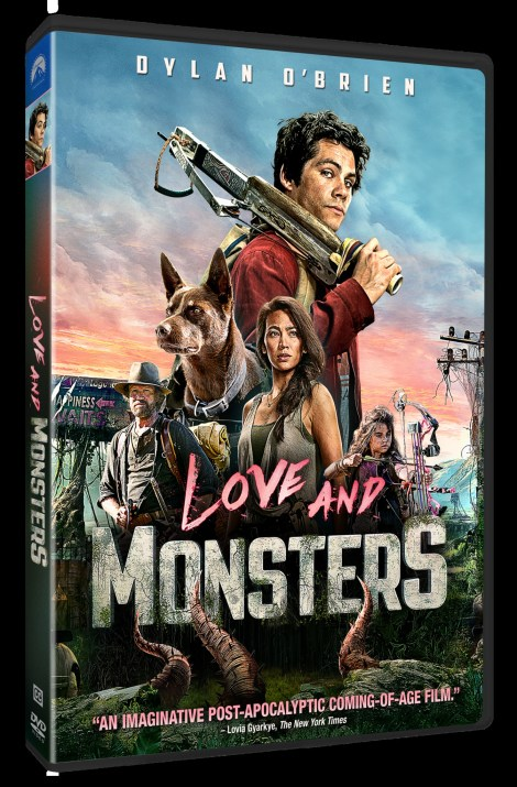 'Love And Monsters'; Arrives On 4K Ultra HD, Blu-ray & DVD January 5, 2021 From Paramount 6