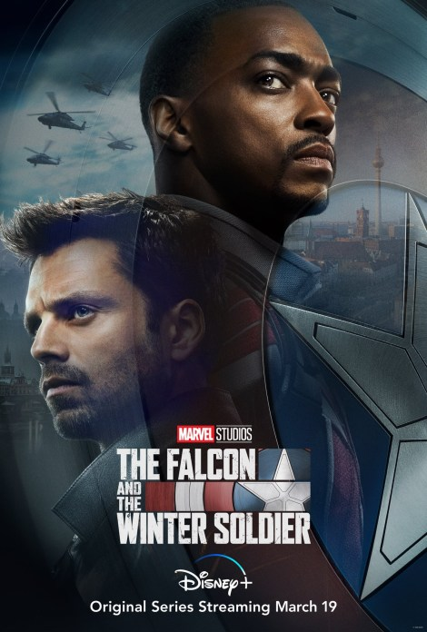 'The Falcon And The Winter Soldier'; First Look Trailer, Key Art & Release Date Revealed For Marvel's Disney+ Series 2