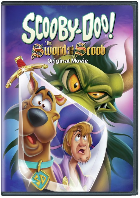Trailer, Artwork & Release Details For 'Scooby-Doo The Sword And The Scoob'; Arrives On DVD & Digital February 23, 2021 From Warner Bros 2
