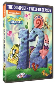 SpongeBob SquarePants Season 12 DVD