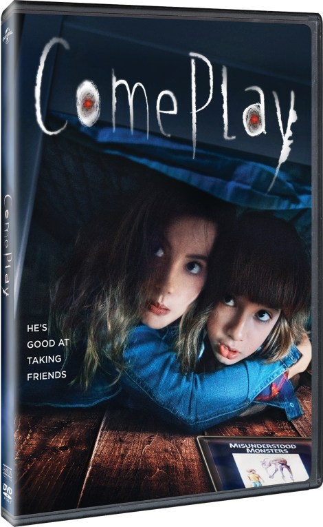 'Come Play'; Arrives On Blu-ray & DVD January 26, 2021 From Universal 5